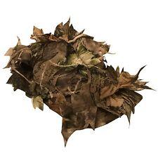 Neuf camouflage casquette camouflage ghillie tir affût pigeon haie feuilles bois