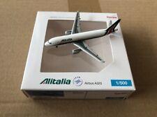 Herpa Wings 1:500 Alitalia Airbus A320, NG+OVP!!!