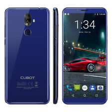 """5.99"""" Cubot X18 Plus 4G Smartphone 18:9 Android 8.0 Octa Core 4GB+64GB 16.0MP UK"""