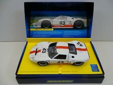 Scalextric C2941A Slot Car Ford GT40  1966  No. 43   M.1:32