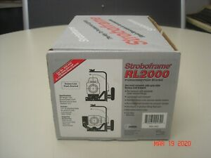 STROBOFRAME RL2000 ROTARY LINK PROFESSIONAL FLASH BRACKET NEW OPEN BOX