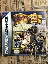 Defender of the Crown Authentic (Nintendo Game Boy Advance, 2002)