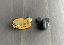 Pin 29763 Rainbow Designs - Eeyore in Gold Oval Mini Pin Rare Htf
