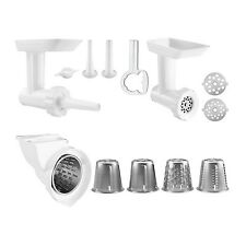 KitchenAid KGSSA Stand Mixer Attachment Pack 2 with Food Grinder Rotor Slicer...