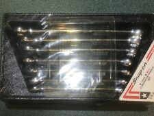 Snap On 7 Piece Oexm707a Combination Wrench Set Metric 101112131415 17