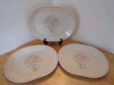 3 Corelle Corning French Garden Serving Platters