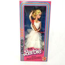 Vintage Royal Barbie England Dolls of the World DOTW #1601 1979 NEW