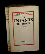 COCTEAU (Jean) - Les Enfants terribles.
