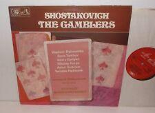 ASD 3880 Shostakovich The Gamblers Gennady Rozhdestvensky