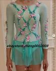 Lovely Stylish Ice skating dress.Twirling Competition Figure Skating Dress.