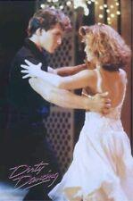 DIRTY DANCING ~ COUPLE 24x36 MOVIE POSTER Patrick Swayze Jennifer Grey