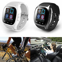 Bluetooth Wrist Smart Watch Phone Mate For Android Samsung S8 7 iPhone 7 Plus LG