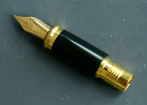 DUPONT  FIDELIO - Section  plume  FH - or 14 carats