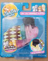 Zhu Zhu Pets Hamster Argyle Sweater & Hat Outfit New HTF