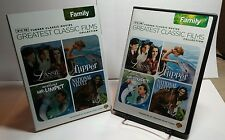 TCM Greatest Classic Film Collection:Family(DVD,2009,2-Disc Set)Used OnceFreeS&H