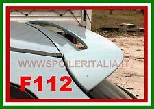 SPOILER ALETTONE  POSTERIORE PEUGEOT 206 CON PRIMER F112P SI112-5