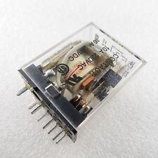 Relais JQX-13F  230VAC / 28VDC 10 A Spule: 230 V~, 2 Wechsler