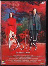 Takeshi Kitano: DOLLS. España: tarifa plana envíos DVD, 5 €