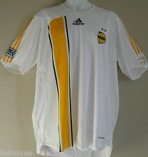 RARE VINTAGE~Adidas  LA Galaxy usa Soccer Football Shirt FORMOTION Jersey~Men XL
