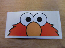 "ELMO - sesame street  - window  ""peeper""  decal -  jdm / sticker bomb style"