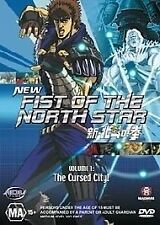 New Fist Of The North Star - The Cursed City : Vol 1 (DVD, 2004)