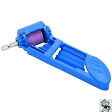 "New Drill Bit Sharpener 5/64"" to 1/2""  - Uses your Drill Free Shipping"