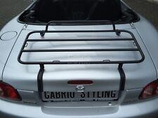 Mazda MX5 NB Gepäckträger | Maßgeschneidert |1998 - 2005 | MKII MK2 | Edelstahl