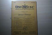 1918 Juden 1 / Artur Segal / Odessa Mendele Mocher Seforim Abramowitz