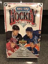 🔥1991-1992 Upper Deck Hockey Wax Box - Low Number - PSA 10? Wayne Gretzky 🔥
