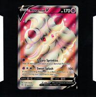 Pokemon Shining Fates Alcremie V 064/072 Full Art
