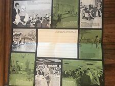 Sands Hotel Casino Vintage Patty Page Jan Murray Advertising Post Card Las Vegas