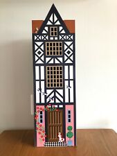 Clifford Richards/ The Original Metal Box Company 'Rose Cupboard' Collectable