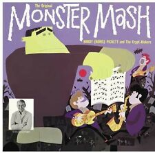 Original Monster Mash - Bobby & The Crypt-Kickers Pickett (2015, Vinyl NEUF)