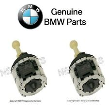 For BMW 128i Pair Set of 2 Headlight Adjusting Motors Vertical Aim Control OES