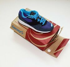 New Mens Diesel Saucony Shadow Master Trainers 70093-2 Size UK 9  (1)