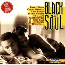 Black & Soul barry white curtis mayfield jerry butler aaron neville lee dorsey