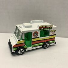 Vintage 1983 Hot Wheels RASTA TRUCK~With Man ~VHTF~Excellent Condition~
