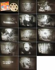 Super 8mm Film-Seltener Comedy-Slapstick 1930.Jahre-1970-Bud Abbott-Lou Costello