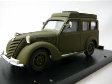 Fiat 1100 Furgone 1950  Carabinieri Radiomobile   1/43 Brumm R460 Made in Italy