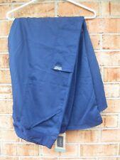 Womens Size 2Xl Cherokee Modern Classic Solid Scrub Pants - Navy ~ Nwt
