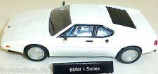 BMW 1 Series Coche Deportivo Camión blanco 013 NUEVO 1:43 µ