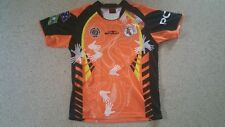 3 PLAYERS WORN RUGBY LEAGUE PLAYERS JERSEYS