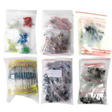 1390X Electronic Components Led Diode Transistor Capacitor Resistance Kit Hot J1