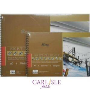 Arto - Sketch Book - Wire Bound - Choose Your Size