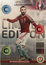 Panini Adrenalyn XL Euro 2016 Limited Edition Rare Magyarország Hungary lot4