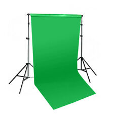 Green Paper Background with Telescopic Background Stand Photography 1.35mx10m