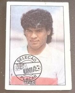MULLER -- * São Paulo * WC90 - STICKER Copa União 1987 - BRAZIL SOCCER