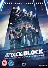 Attack The Block (DVD, 2013)