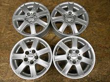 4x Alufelgen 6jx15H2 ET45 Real, Mazda, Kia, Honda, Hyundai  (D153)