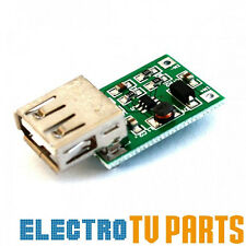 0.9-5V to 5V 600mA DC-DC Step Up Boost Voltage Converter Module with USB Output